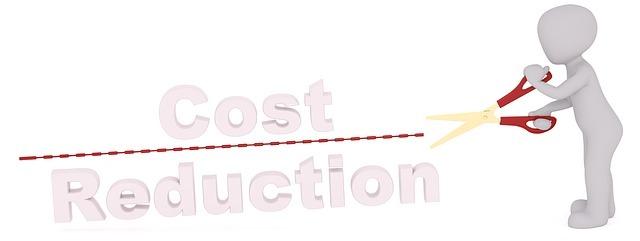 補助金を使ってコスト削減